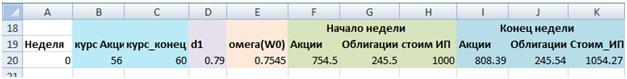 Моделирование страхования в Excel