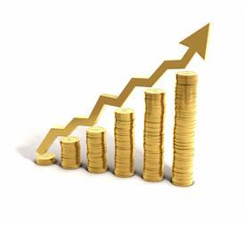 цена на золото растет